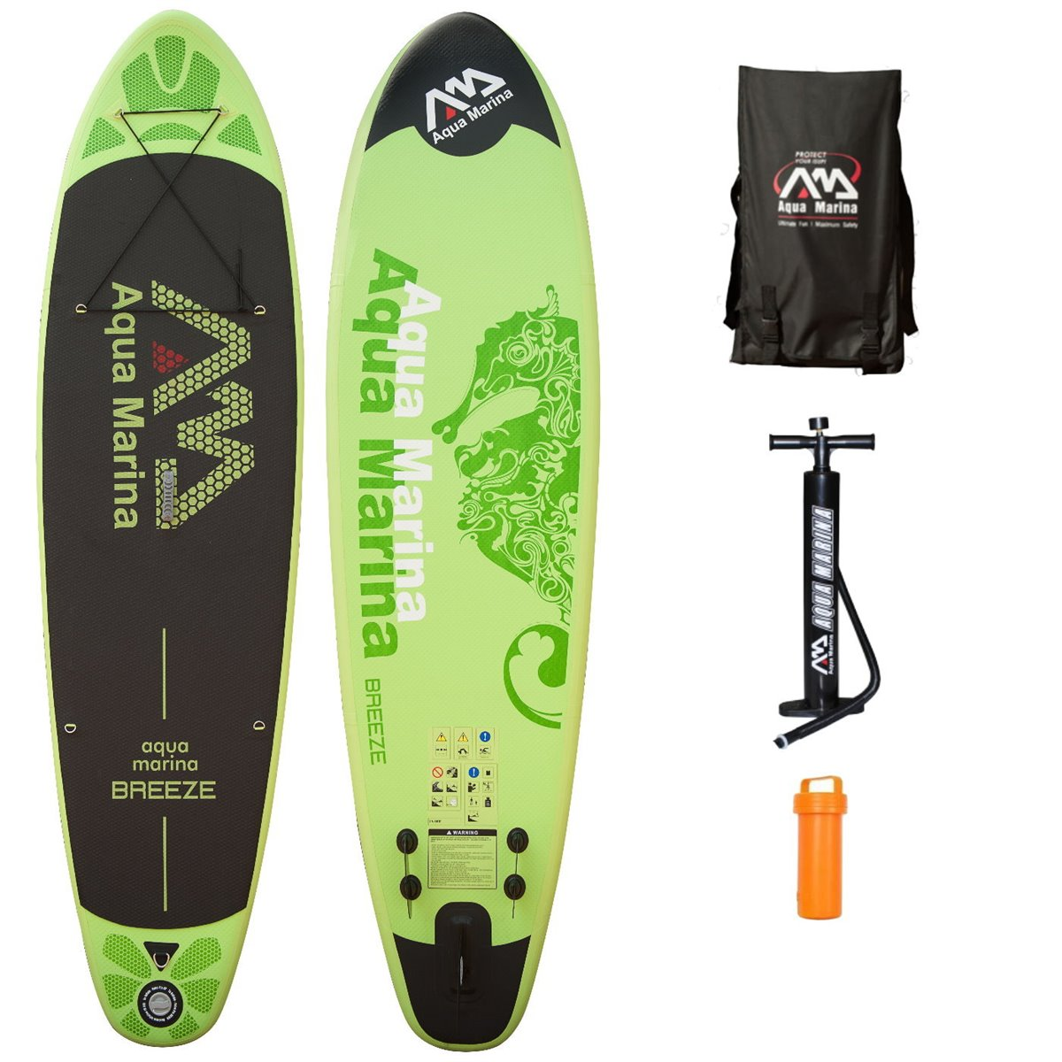 Breeze Isup Paddle Board Zum Outlet Preis 300x75x10 Cm